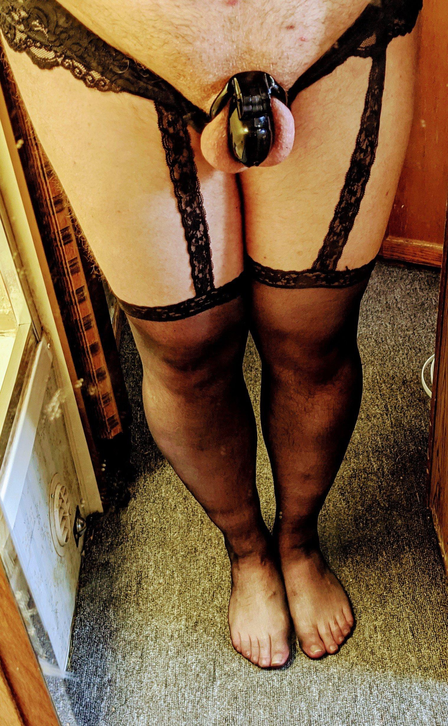 Feeling sexy!!!-  Album in topic Sissy Chastity by Mistressladyfriend