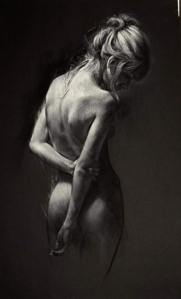 Photo in topic Art-nude Illustrations by collection-nu