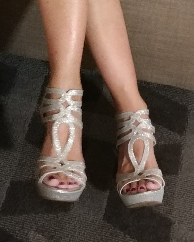 Photo in topic Cheating wife on heels by wifemom53