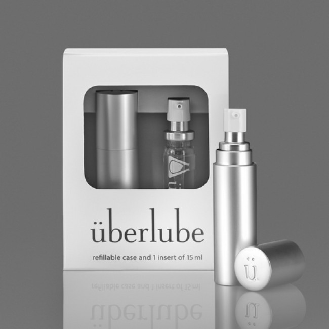 The best gift for yourself or your partner. Überlube is a...