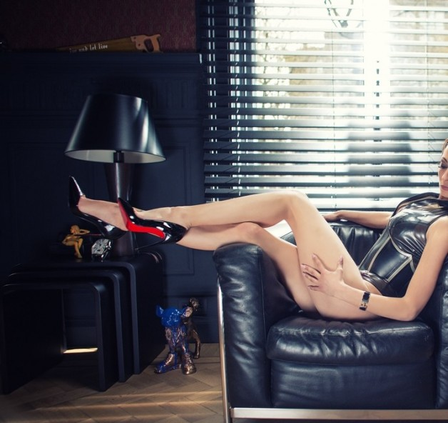 #louboutin Photo in topic Girls with High Heels by MarkMess