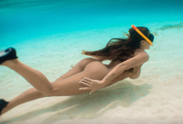 Photo in topic Beauty of the Female Form by MarkMess