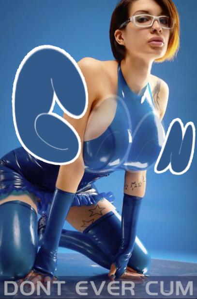 Photo in topic Goon/Edge/leak/never cum/blue balls by Blueberry-balls