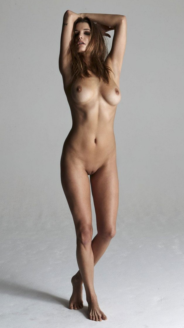 Alyssa Arce  #sexy #naked #nude #shaved #shaven #smooth...