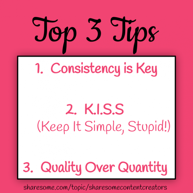 My Top 3 Tips for Adult Content Creators  Use the following...