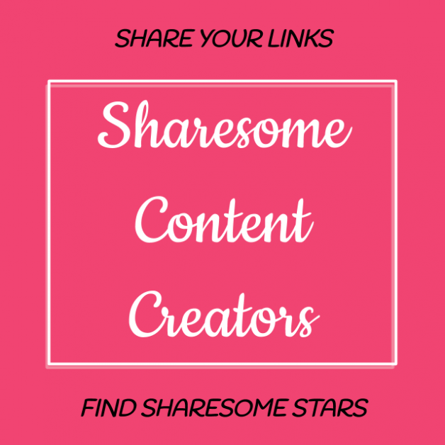 #ShareYourLinks: Leave a link and tell us what to expect...