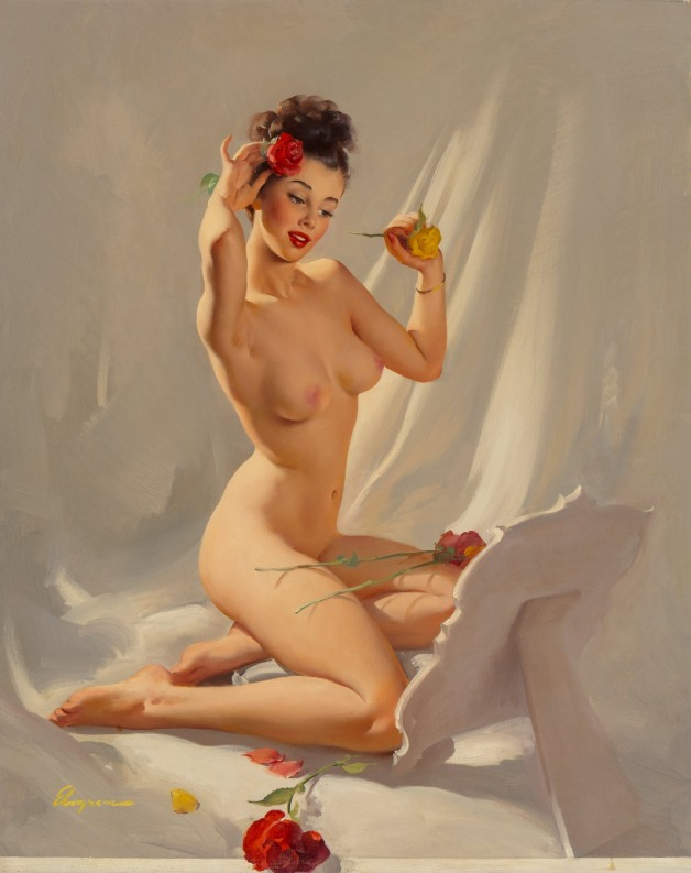 Photo in topic Art Illustrations of nude by Rub Mine On Yours