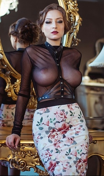 Photo in topic Side-boob & downblouse by N1g3l