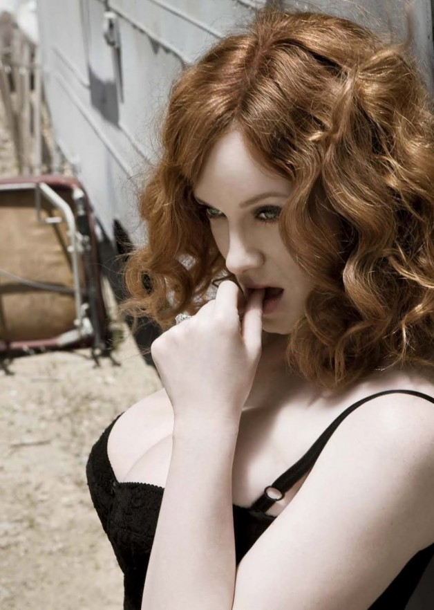 Christina Hendricks-  Post by NickVal