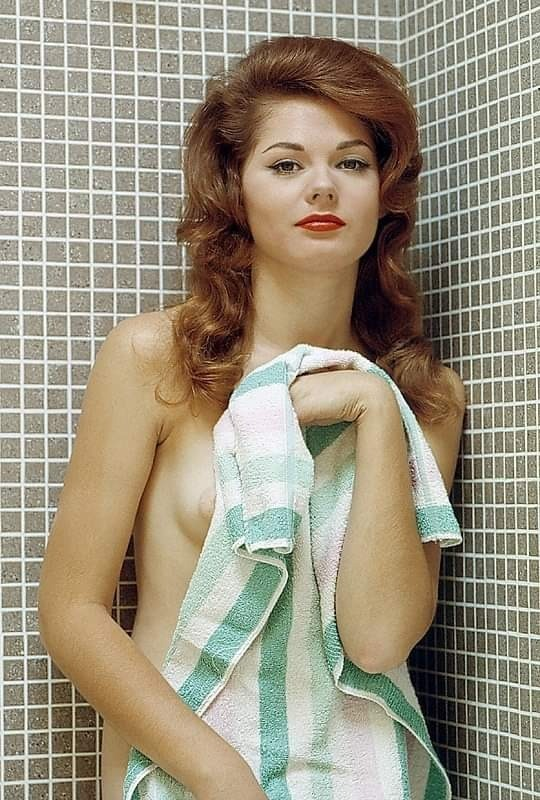 Kathy Douglas #playmate #vintage-  Photo in topic Vintage models by pornophiliaque