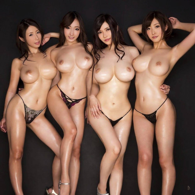 Post in topic Groups of Asian Babes by Dr-Who-