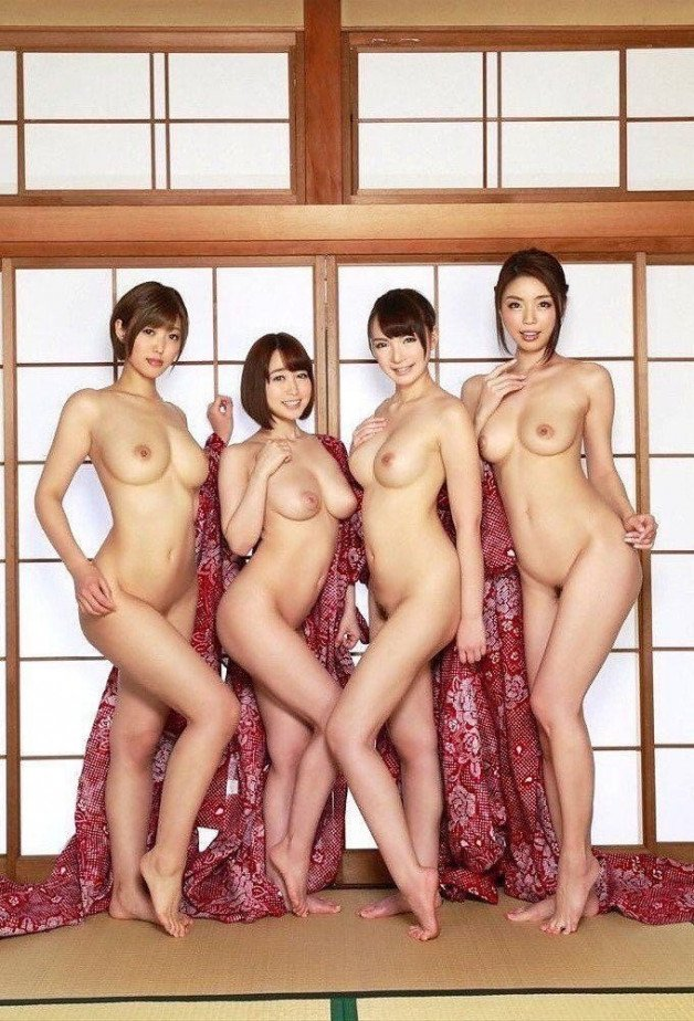 Post in topic Groups of Asian Babes by tikiman