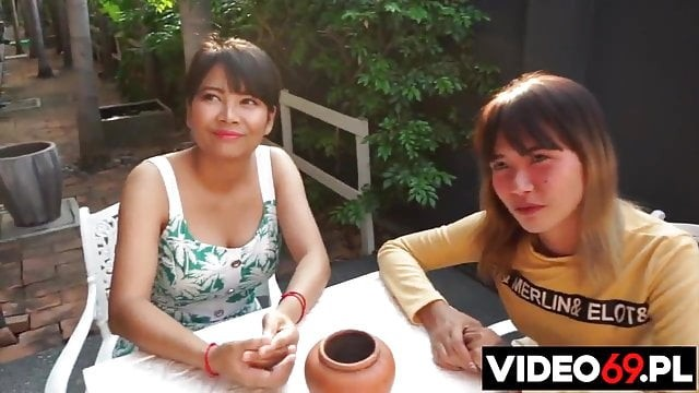 Two young Asian girls fucked in Thailand Watch>>>...