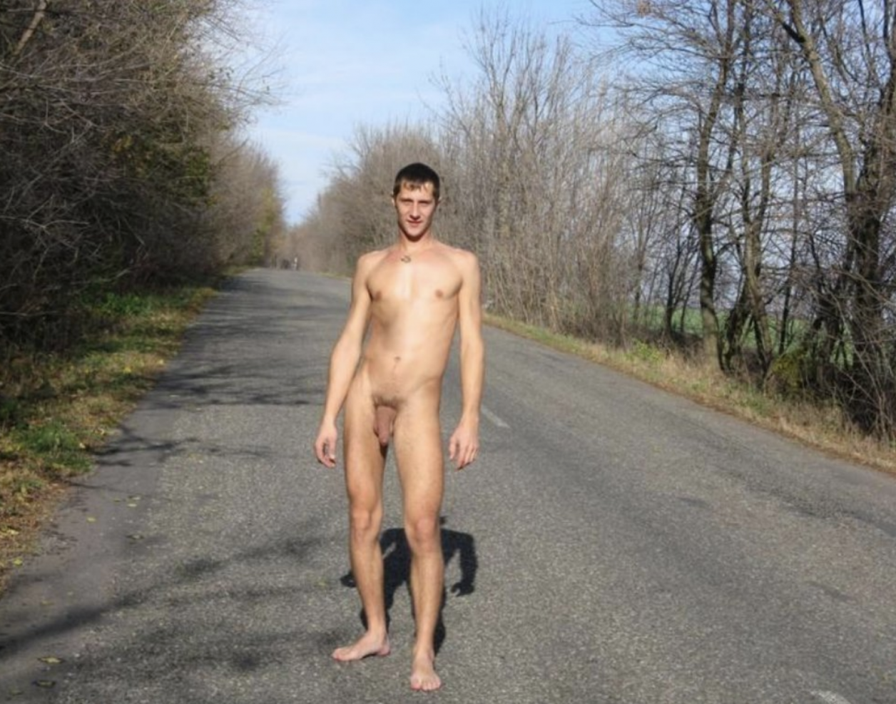 Naked man caught strolling across bristol's newest bridge after cheeky skinny dip