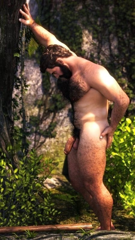 Arched - Csodalva #gay #hairy #cock #dick #thick #balls...