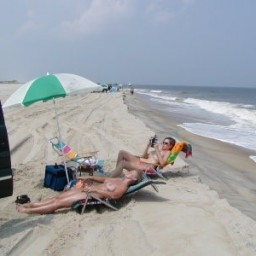 Oregon Inlet, OBX Album in topic Beach Girls by SeasonOfWither