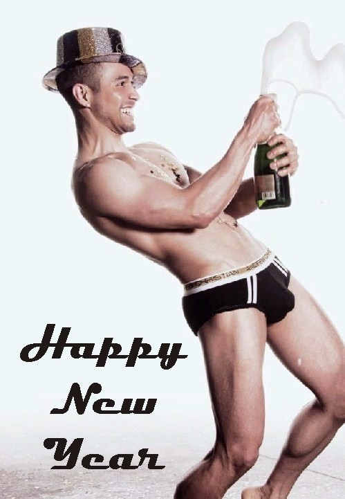 Happy New Year-  Photo in topic A little bit of everything by FreyaBDSM