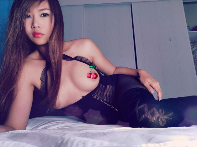 innocent but slutty but innocent :P-  Photo in topic Asian by realcherryhotwife