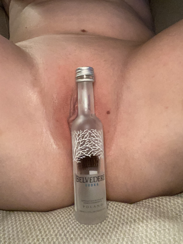 long time no see! me and this mini bar vodka got to know...