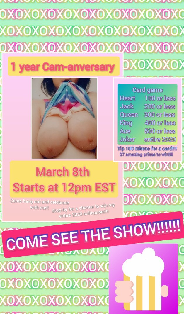 follow me on myfree cams!!! 75% off sale now,!!!! also 35%...