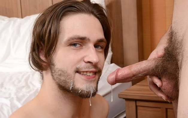 Photo in topic Gay Cum Facials by Voteforpedro