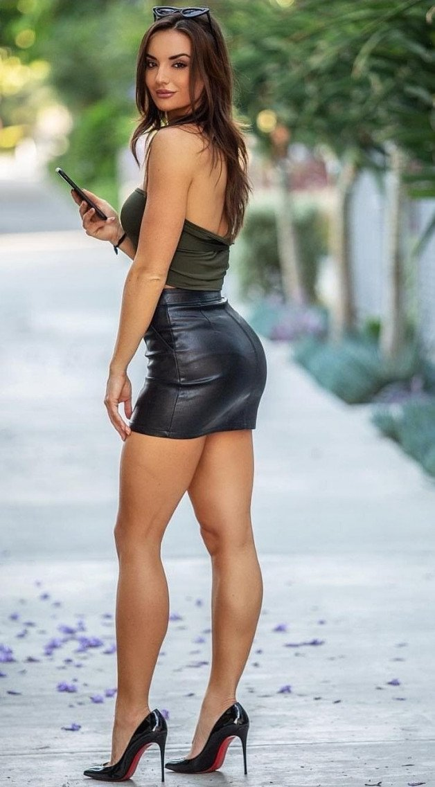 Those legs mmmm-  Photo in topic tightdresses by Tiger7971