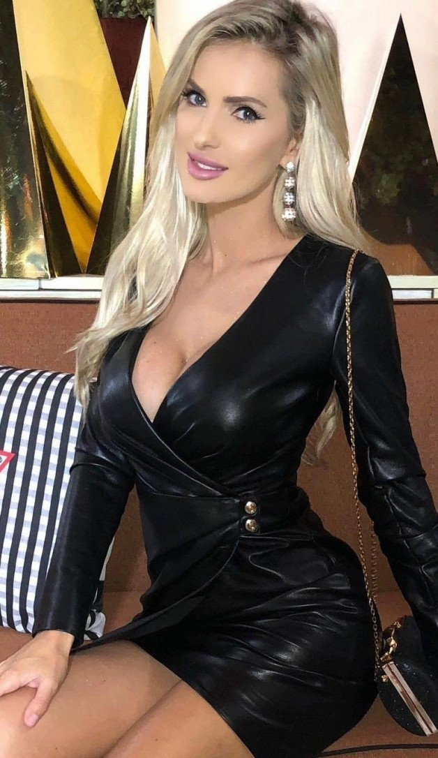 Love leather-  Photo in topic tightdresses by Tiger7971