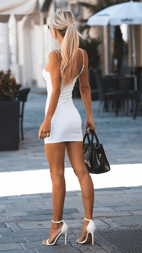 Beautiful-  Photo in topic tightdresses by Tiger7971