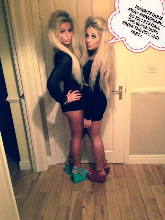 Chavteens need a good gangbang-  Photo in topic chavsandsluts by UK CHAV SULTS