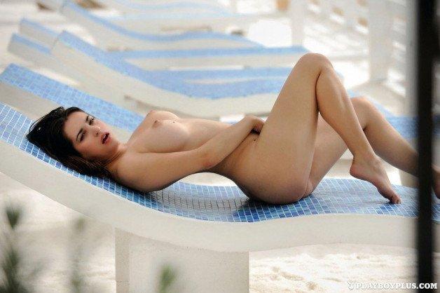 #brunette #wonderful #nicetits #body #beautiful...