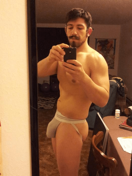 Photo in topic Guys in Jockstraps by LeFoutre
