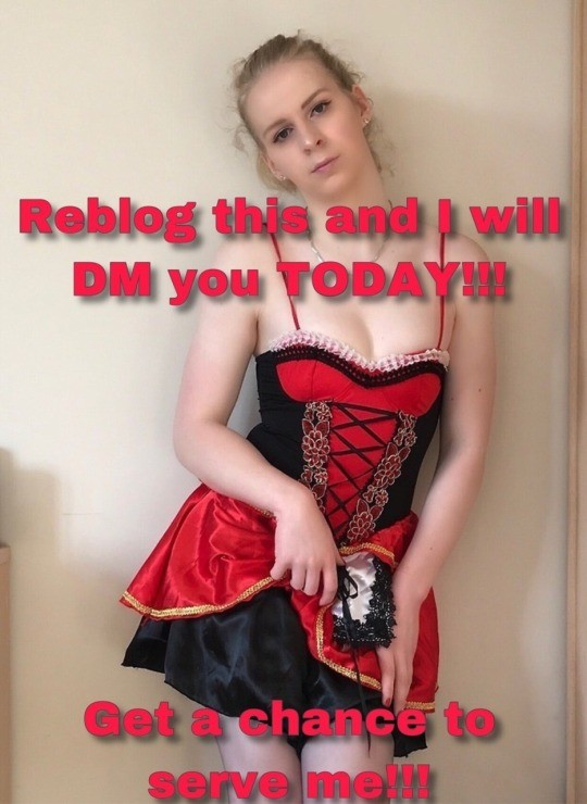 I want to be your dog slave mistress Clara-  Post by Sparkle