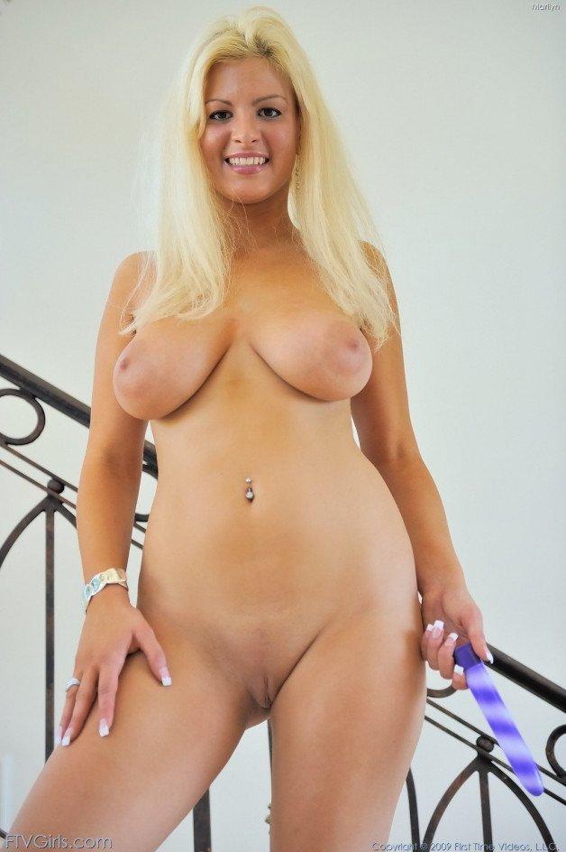 do you need help using that vibrator? #bbw #chubby #nude...
